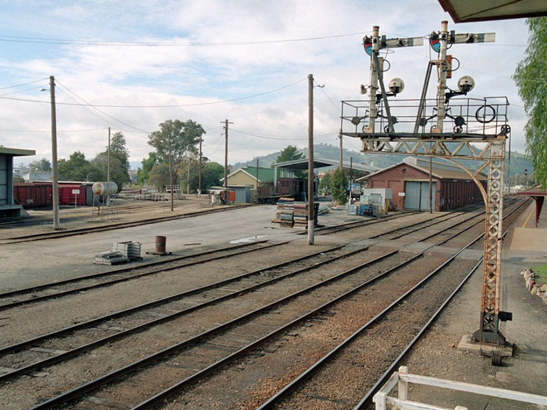 Wodonga Station Pre-development